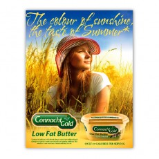 Connacht Gold Butter Ads