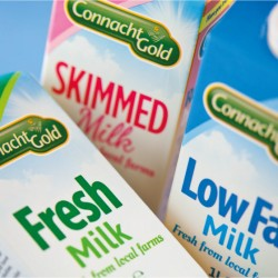 Connacht Gold Milks
