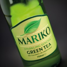 Mariko Sparkling Green Tea