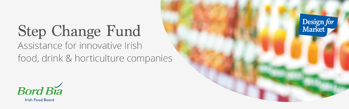 Call for entries: Bord Bia Step Change Fund